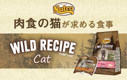 ワイルドレシピ キャットフード「wild recipe cat」