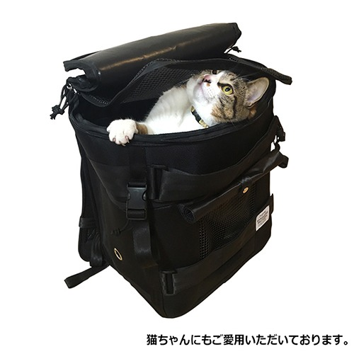 SCOUT CARRY BACKPACK スカウトキャリーバックパック ブラック 707901