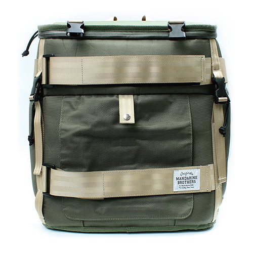 SCOUT CARRY BACKPACK  スカウトキャリーバックパック カーキ 707904