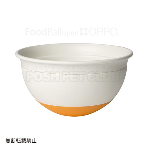 OPPO FoodBall open オレンジ