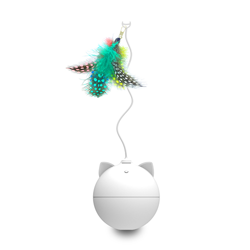 BENTOPAL AUTOMATIC CATTOY P02 WHITE